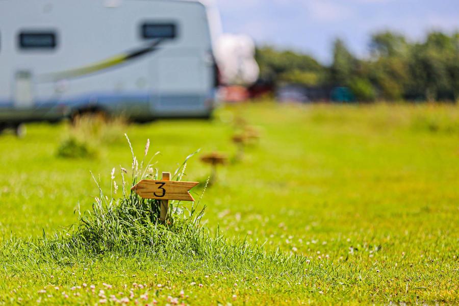 Kleiner, gemütlicher Campingplatz Camping in Strandnähe #4