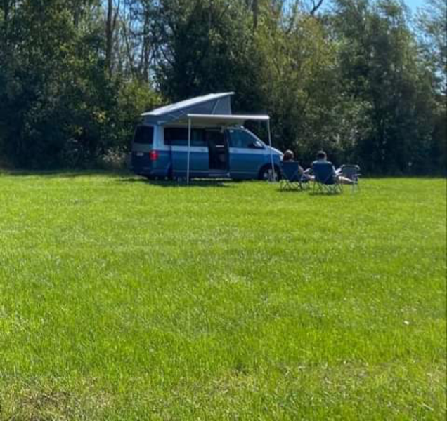 Ruhiges Campen inmitten von Wander- und Radwegen entlang der nordfranzösischen Grenze #10