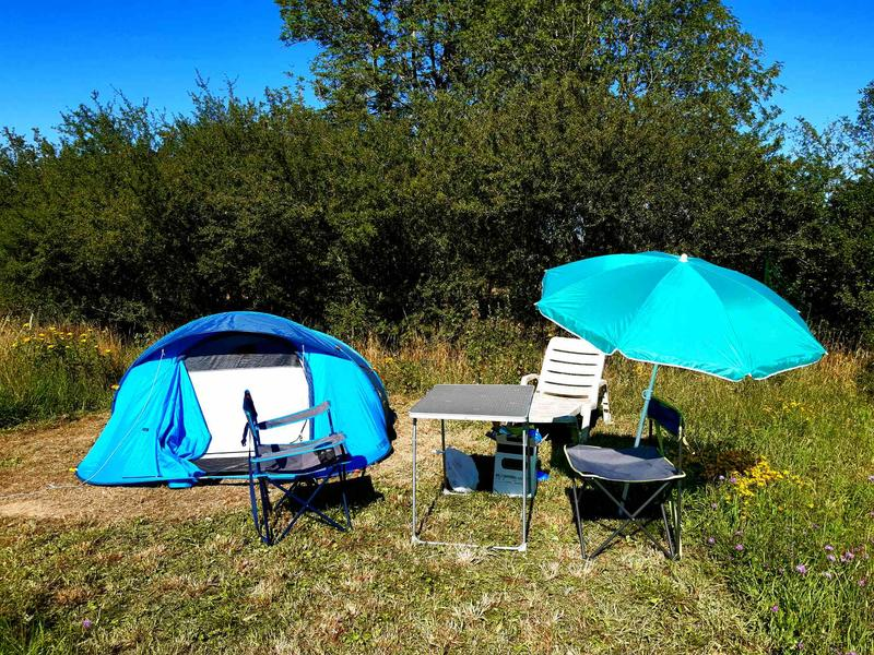 camping in a quiet place with a pond! (2) #6