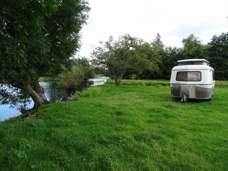 Idyllic camper place in the middle of the polder, with lots of peace and space #5