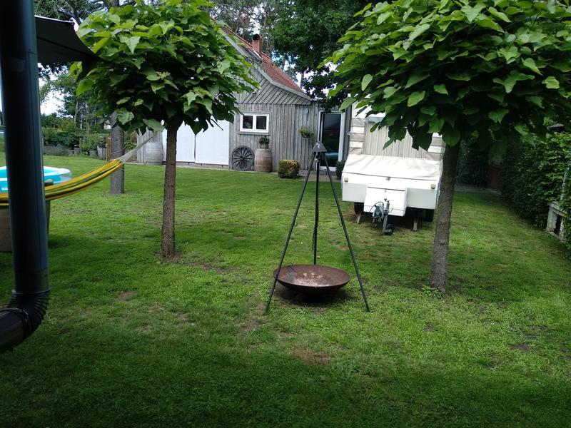 Anneke Pannekes Paradies für Camper oder Ihr eigenes Zelt #7