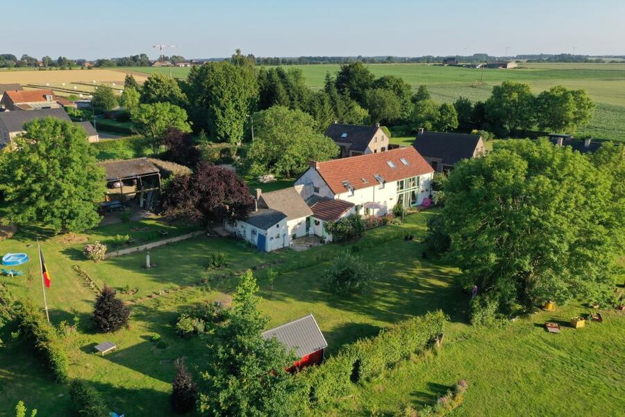 Montigny House private camping #1