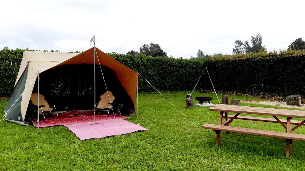 Glamping auf unserem freundlichen Campingplatz #12
