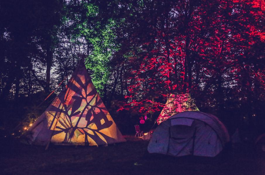 Camping at The Farm! #5