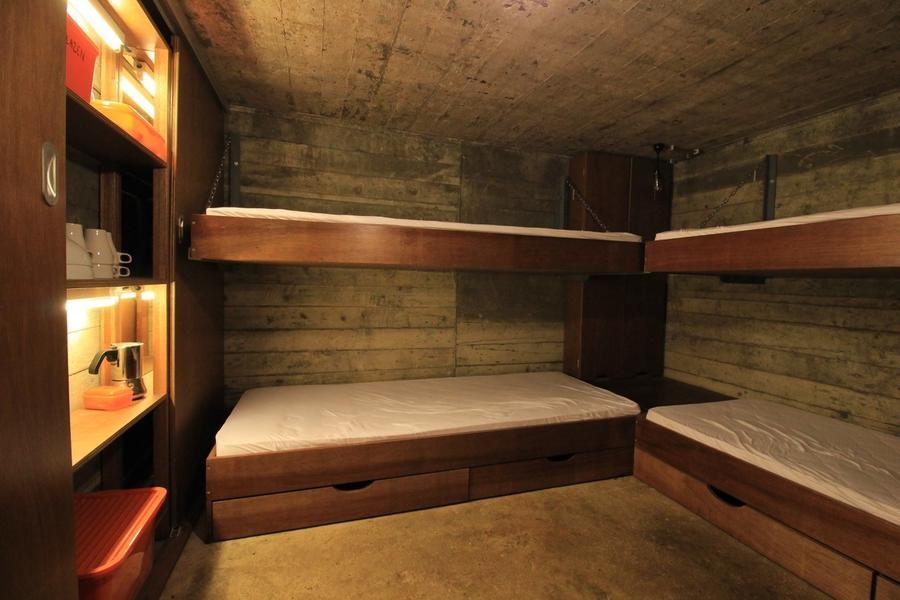 Sleeping in a Bunker! #6