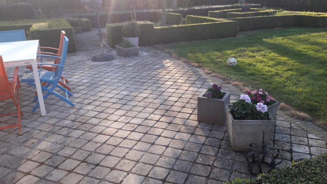 prachtige tuin in rustig dorp niet ver van Brugge; mooie natuur #5