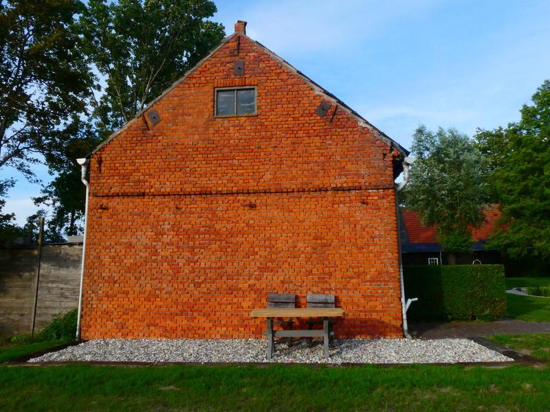 Camper spot on a quiet yard in the polders of Zeeuws-Vlaanderen #7