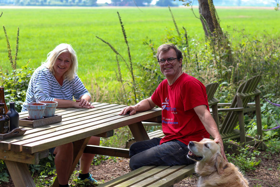 Nice and free camping on the border of Drenthe-Friesland-Groningen #9