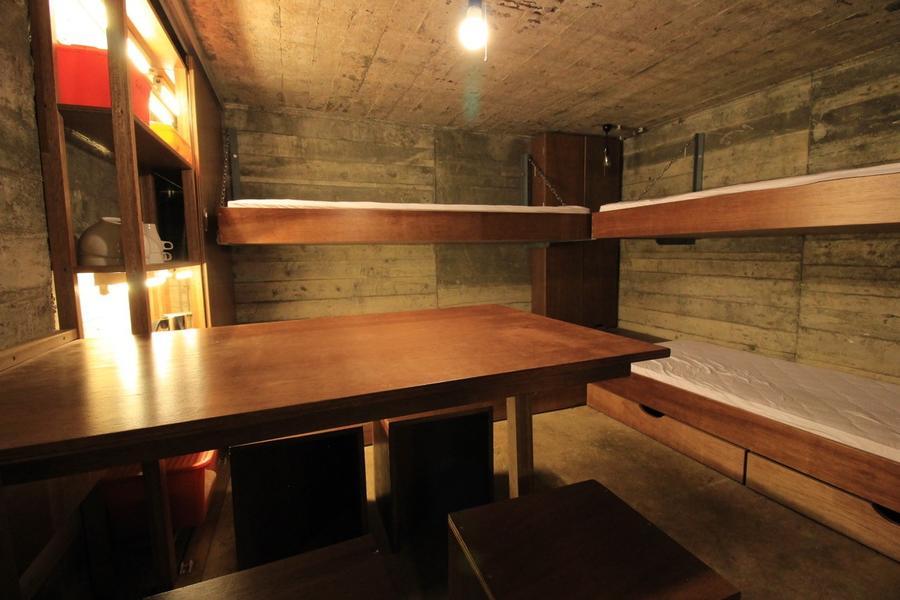 Sleeping in a Bunker! #7