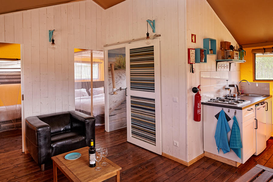 Small-scale ecological glamping on the Silver Coast. #4