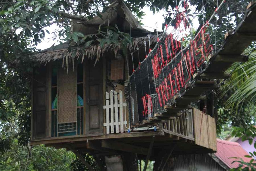 Treehouse at Camping Garden #7