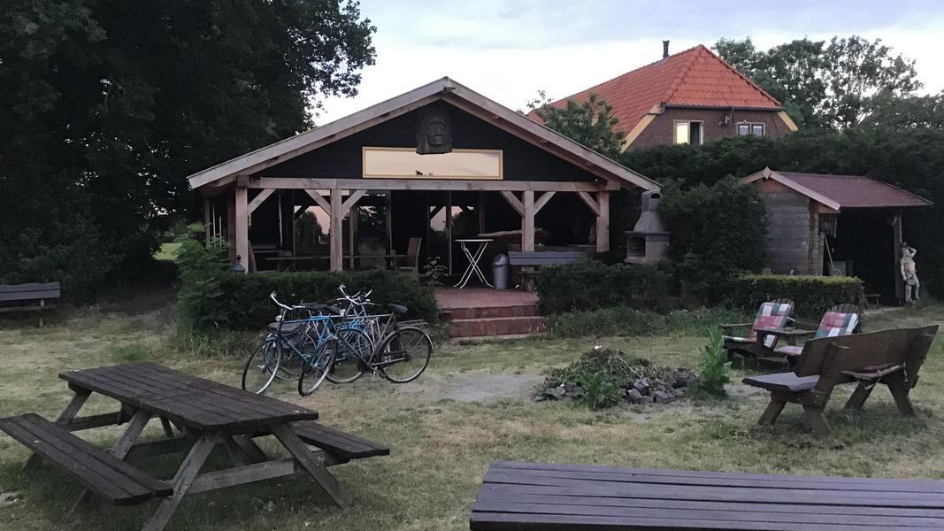 Camper plek op landgoed met zwemvijver, vuurplaatsen en 2ha wandelgebied #39