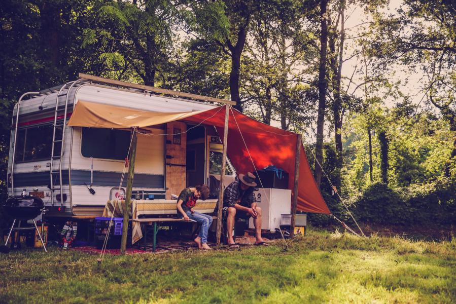 Camping at The Farm! #8