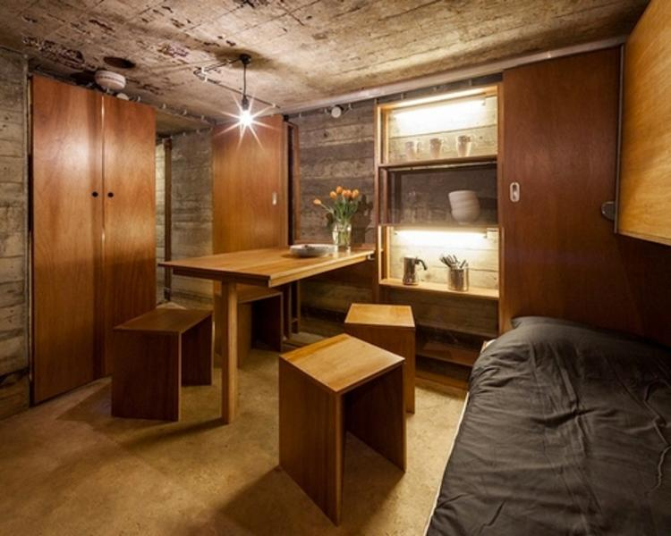 Sleeping in a Bunker! #4