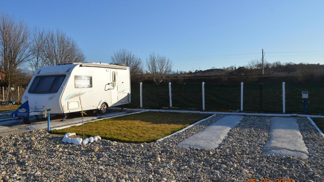 Sunny Paradise Campsite for Camper/Caravan #1