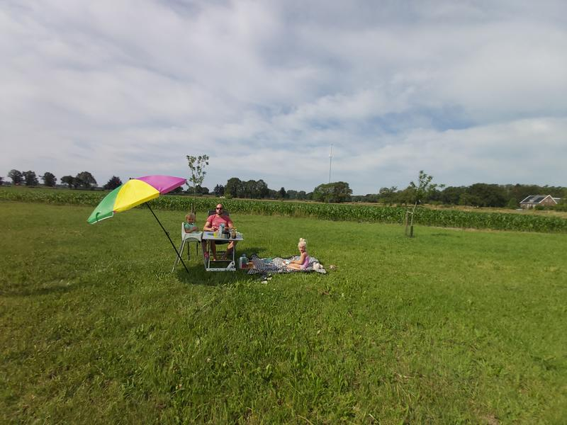 Wonderful free space, far outside the village of Stokkum. #7