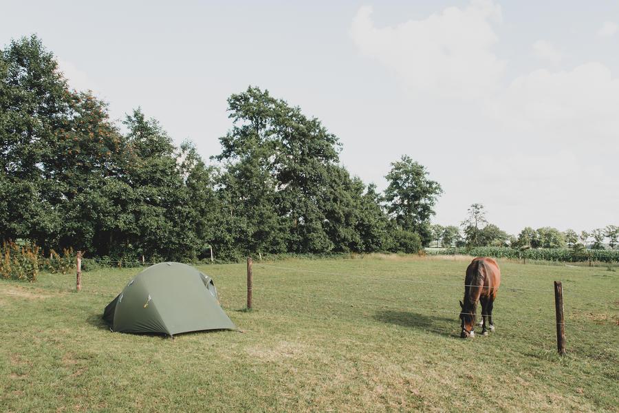 Mooie kampeerplek, het prachtige Westerkwartier, weg van de massa. #1