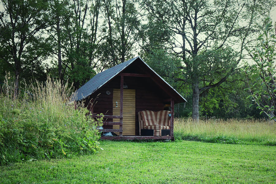 Camp near beautiful Marimetsa and Matsalu nature reserve #6